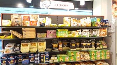 Prodotti alimentari per celiaci provincia di Vicenza