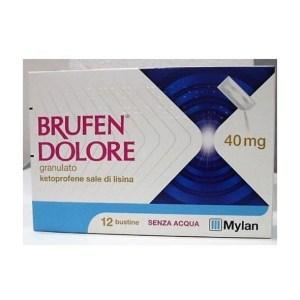 brufen dolore-mal di testa -mal di denti- dolori mestruali -farmacia-porcu