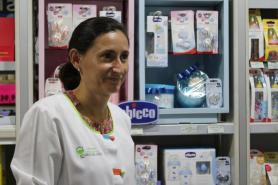 Lourdes Andrés - Farmaceútica y Óptica