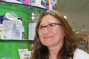 Mª Dolores Lozano - Auxiliar de Farmacia