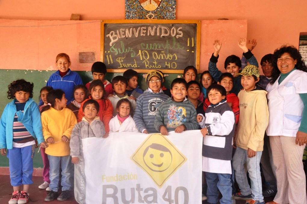 Trabajo Social_Fundación Ruta 40