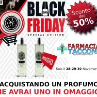 Offerta Sconto del 50% sui Profumi La Maison des Essences per il Black Friday