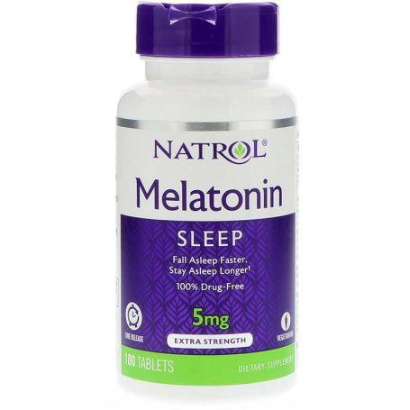 natrol melatonina 5mg