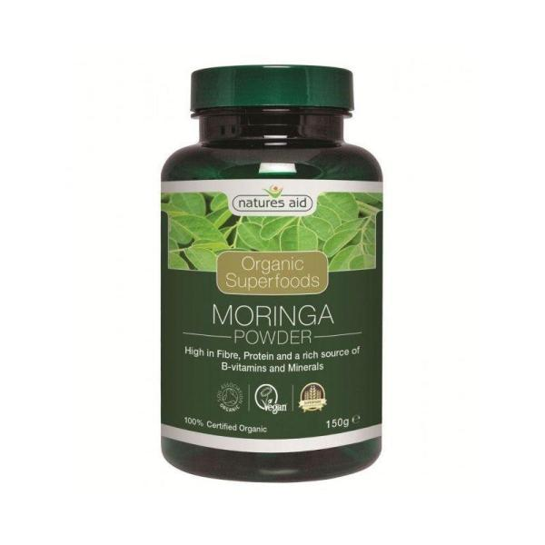 Natures Aid Moringa en Polvo Farmacia Torrent Andorra