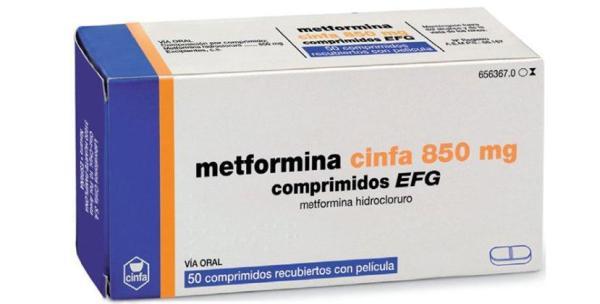 metformina para adelgazar efectos adversos de lado