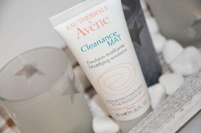 Avène cleanance mat emulsion