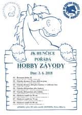 Hobby závody Hunčice 2018