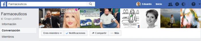 grupos farmacia facebook