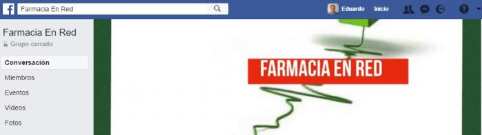 grupos de facebook de farmacia