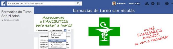 grupos de facebook de farmacias