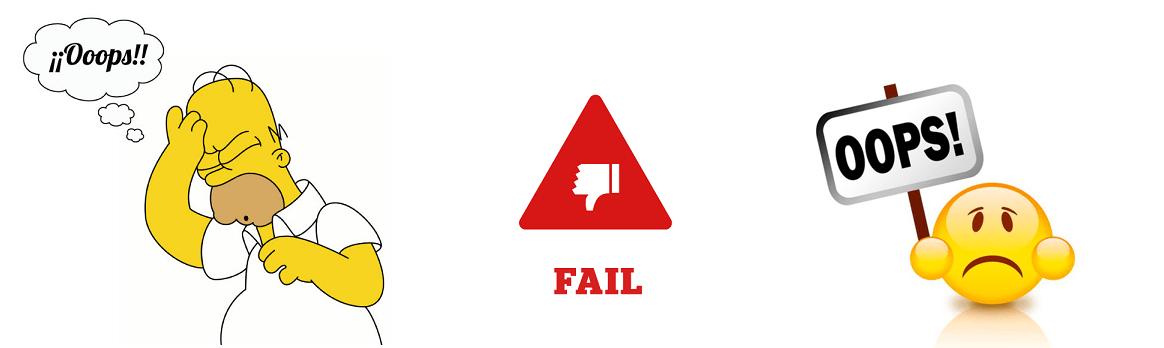errores al crear un blog de farmacia
