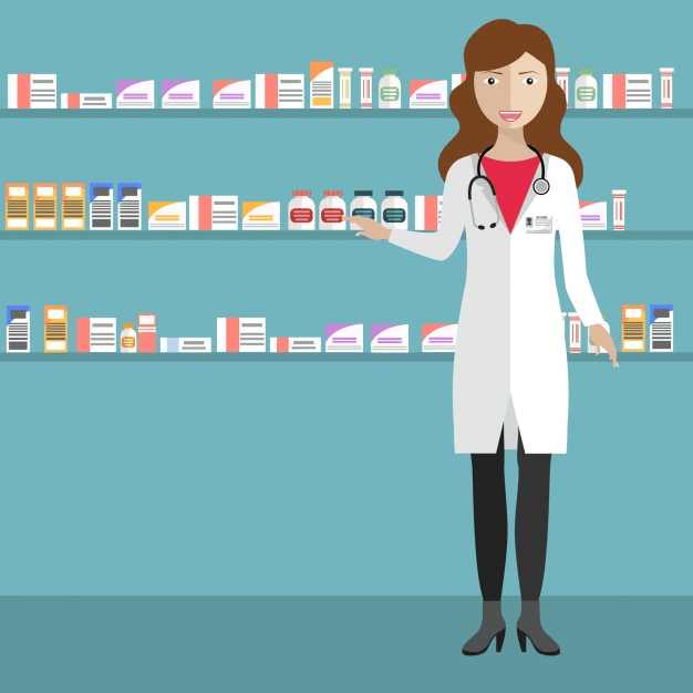 community manager para farmacia