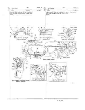 famous farmall cub wiring diagram