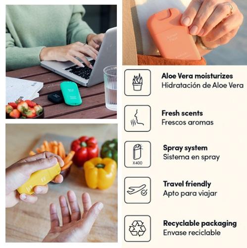 Desinfectante manos spray