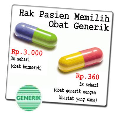 obat generik oke