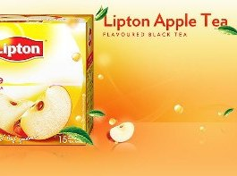 produk apple tea teh apple