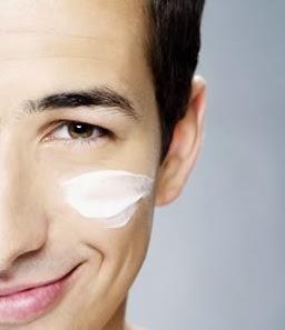 perawatan wajah kusam pria