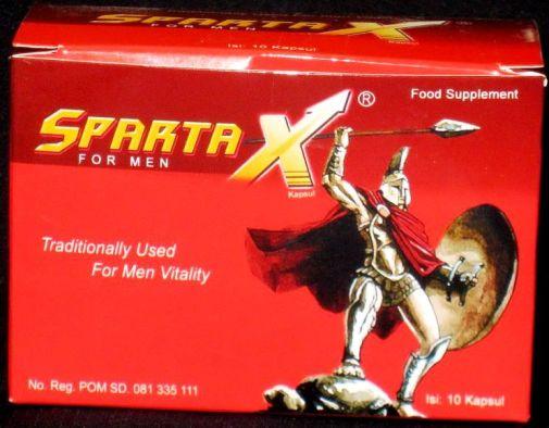 Produk SPARTAX ditarik dari Peredaran