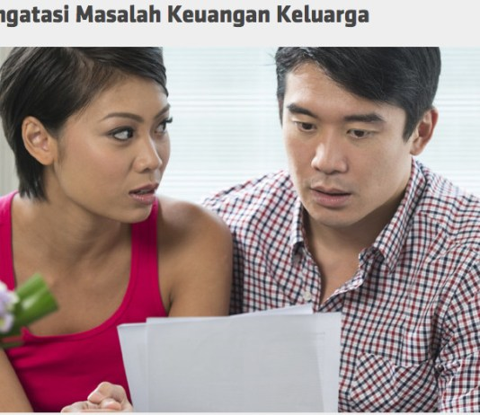 Tips Mengatasi Masalah Keuangan Keluarga