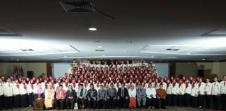 Sumpahan Apoteker Angkatan XXXI Universitas Ahmad Dahlan