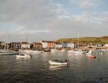 A Quick Guide to Aberaeron,Wales