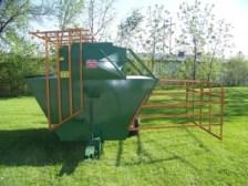creep feeder farm equipment