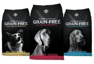 Diamond Naturals Grain Free