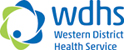 Western </p> <p>District Health Service