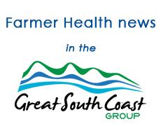 Farmer health news in the Great South Coast Group