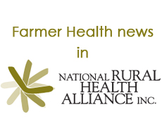 Farmer Health news in NRHA