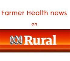 Farmer Health news on ABC Rural