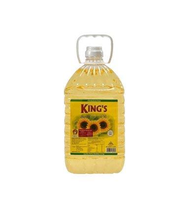 King's Sunflower Oil 5 LTR