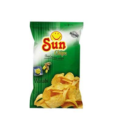 Sun Chips Wasabi