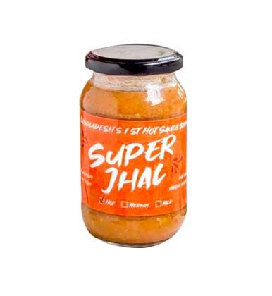 I am the NAGA's Super Jhal