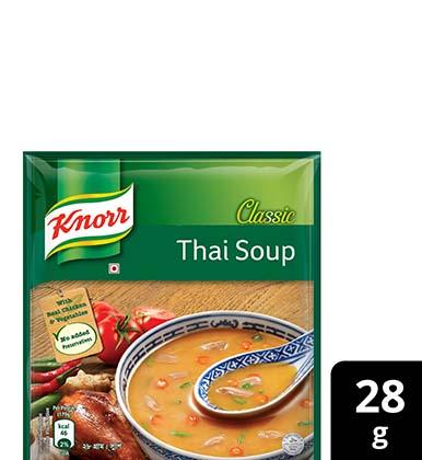 Knorr Soup Thai