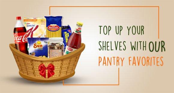 pantry basic