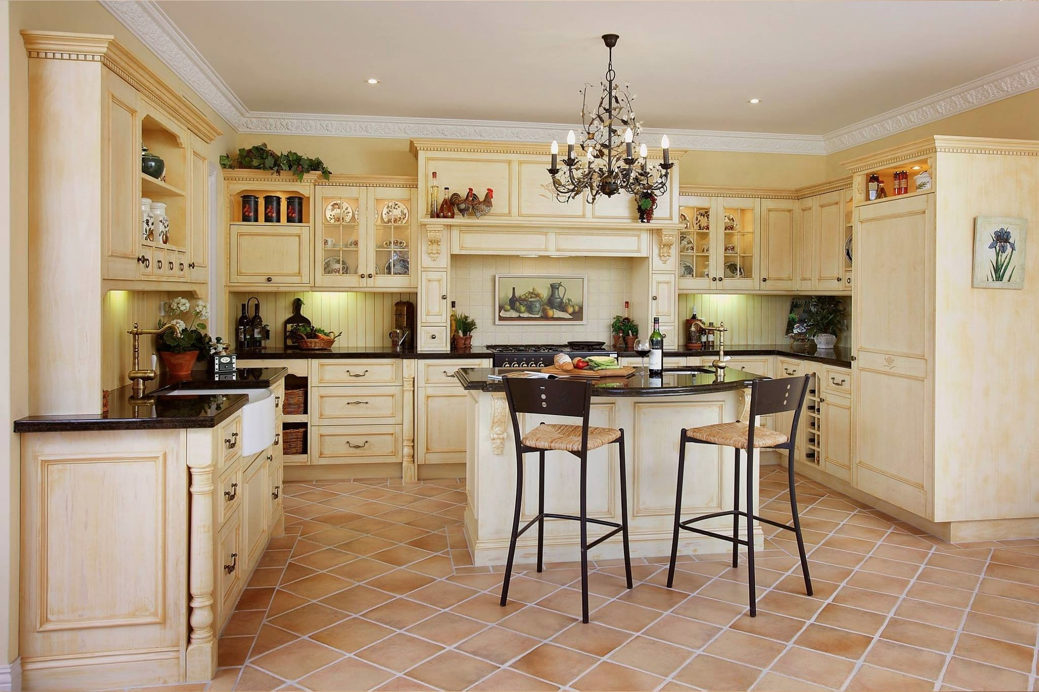 Modern French Style Provincial Kitchens In Melbourne Amp Sydney