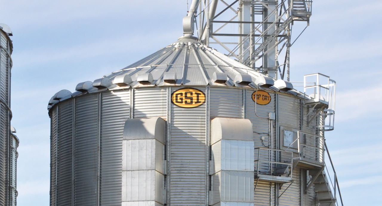 GSI to Introduce New Global Design for More Efficient, Higher Capacity Grain Hopper Silos