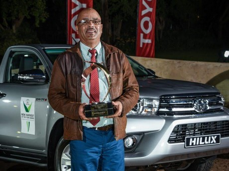 Tru-Cape grower is Toyota New Harvest winner of the Year
