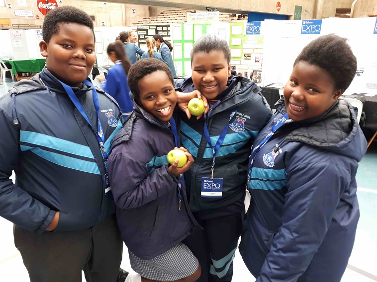 Tru-Cape supports young scientists.