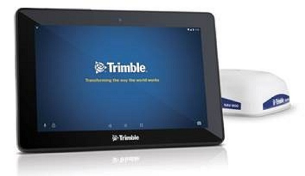 New Trimble Display System Helping Farmers Work Faster and Smarter