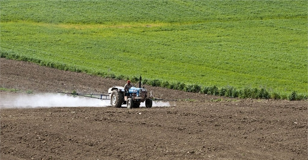 Reduce pesticides use with sustainable farming methods