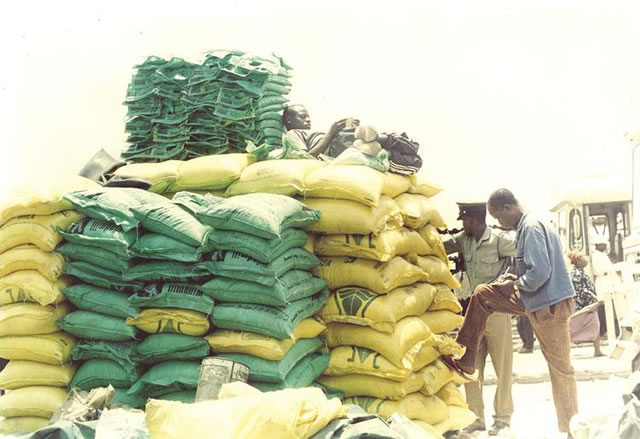 Adequate fertilizer pledge for Zimbabwe farmers