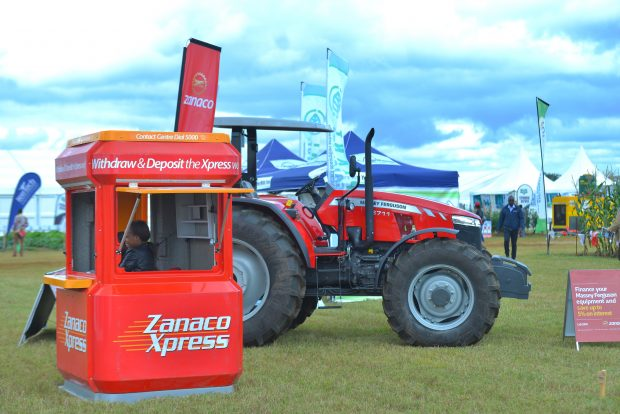 AGCO Retail Finance Partnership accommodates needs of Zambia farm sector to finance farm machinery