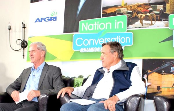 NAMPO / Nation in Conversation: How does the youth see agriculture in South Africa?