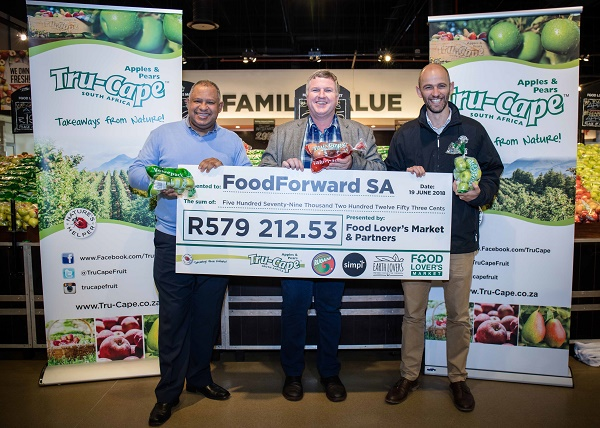 "Food Lover's Market's ""Hunger Month"" campaign raises over 730 000 meals for hungry South Africans."