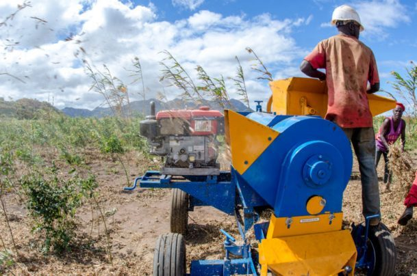 Mechanization of African agriculture can drive rural employment and stem migration