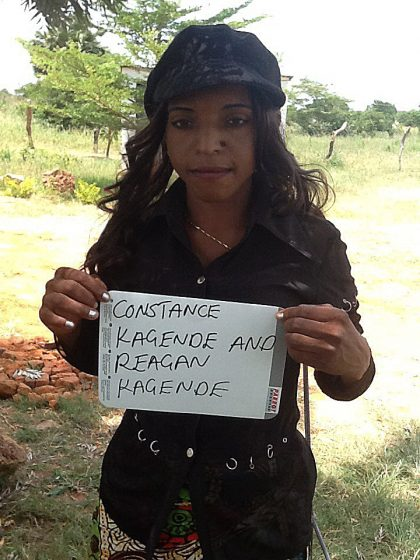 Chibombo woman secures rights to land in her own name