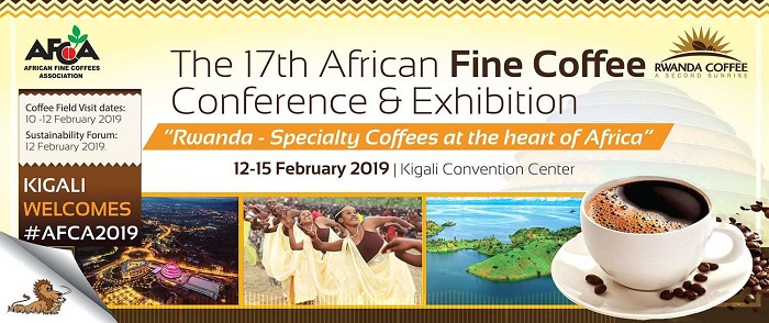 Kigali hosts 17th African Fine Coffees Conference and Exhibition