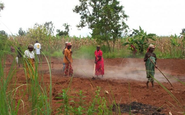 New project to boost food and nutrition security and rural incomes in Burundi